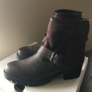 Aldo Brown Boots Size 8